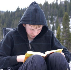 Tip- Teenagers Concentrating