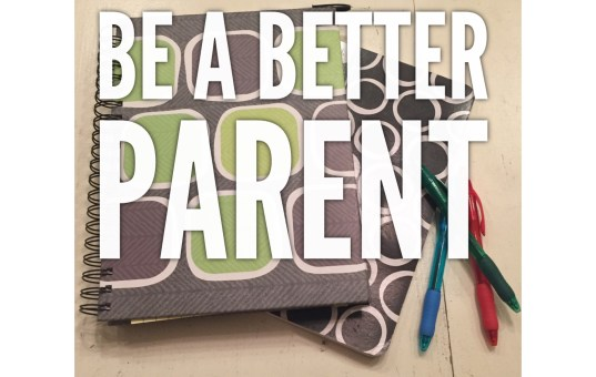 Using Journals For Better Parenting