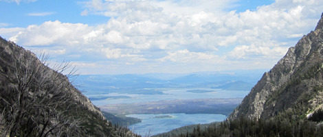 Jackson Hole: A well-known wonder of the western United States