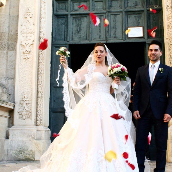 An Italian Wedding in Lecce, Puglia