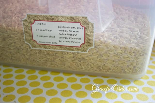 Rice Organization