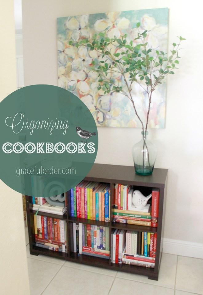 Organizing Cookbooks