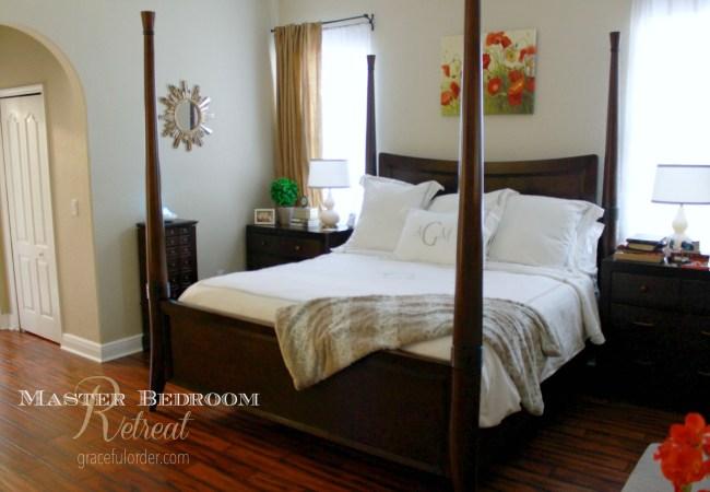 Creating a Master Bedroom Retreat