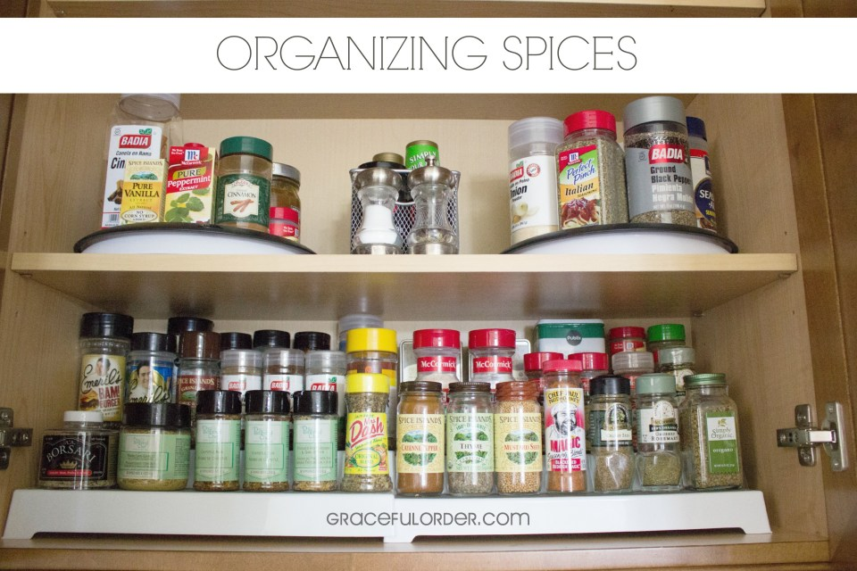 Organized Home Week 3 - The Pantry