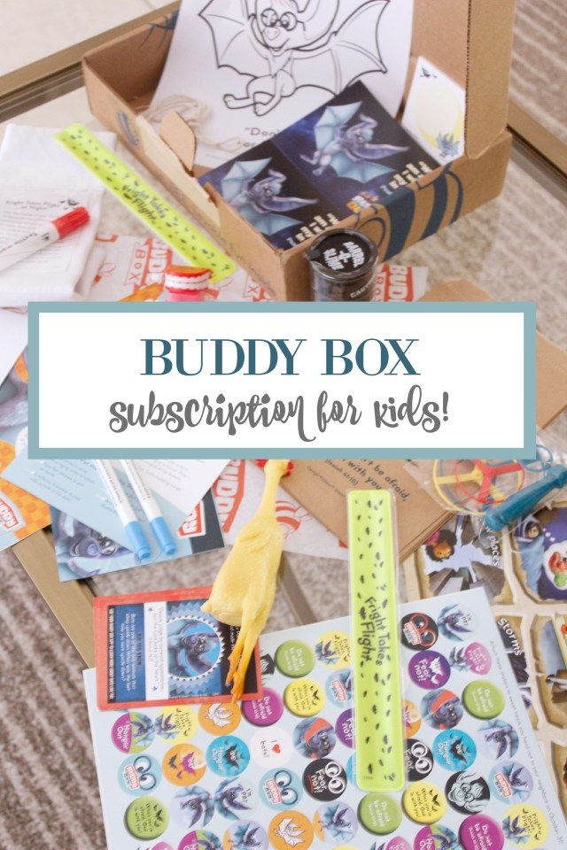 Buddy Box Subscription for Kids