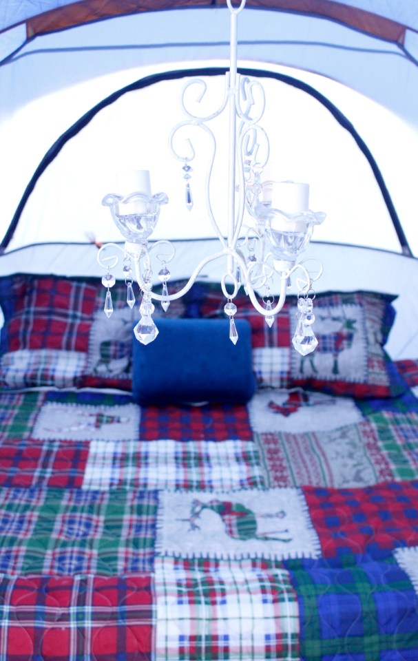 Glamping In The Fall Graceful Order
