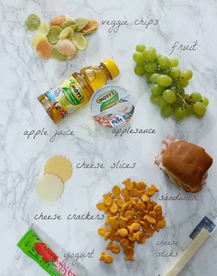 Summer Camp Lunches Made Easy