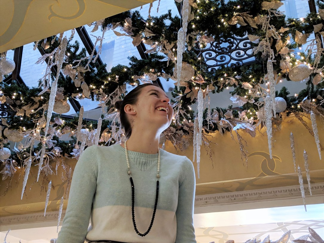 snowflakes Christmas decorations