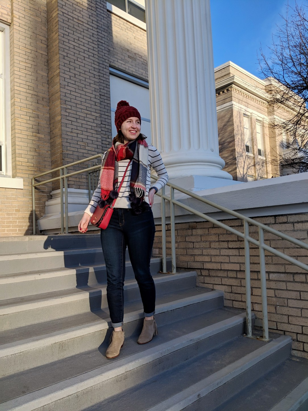 stylish Denver fashion blogger