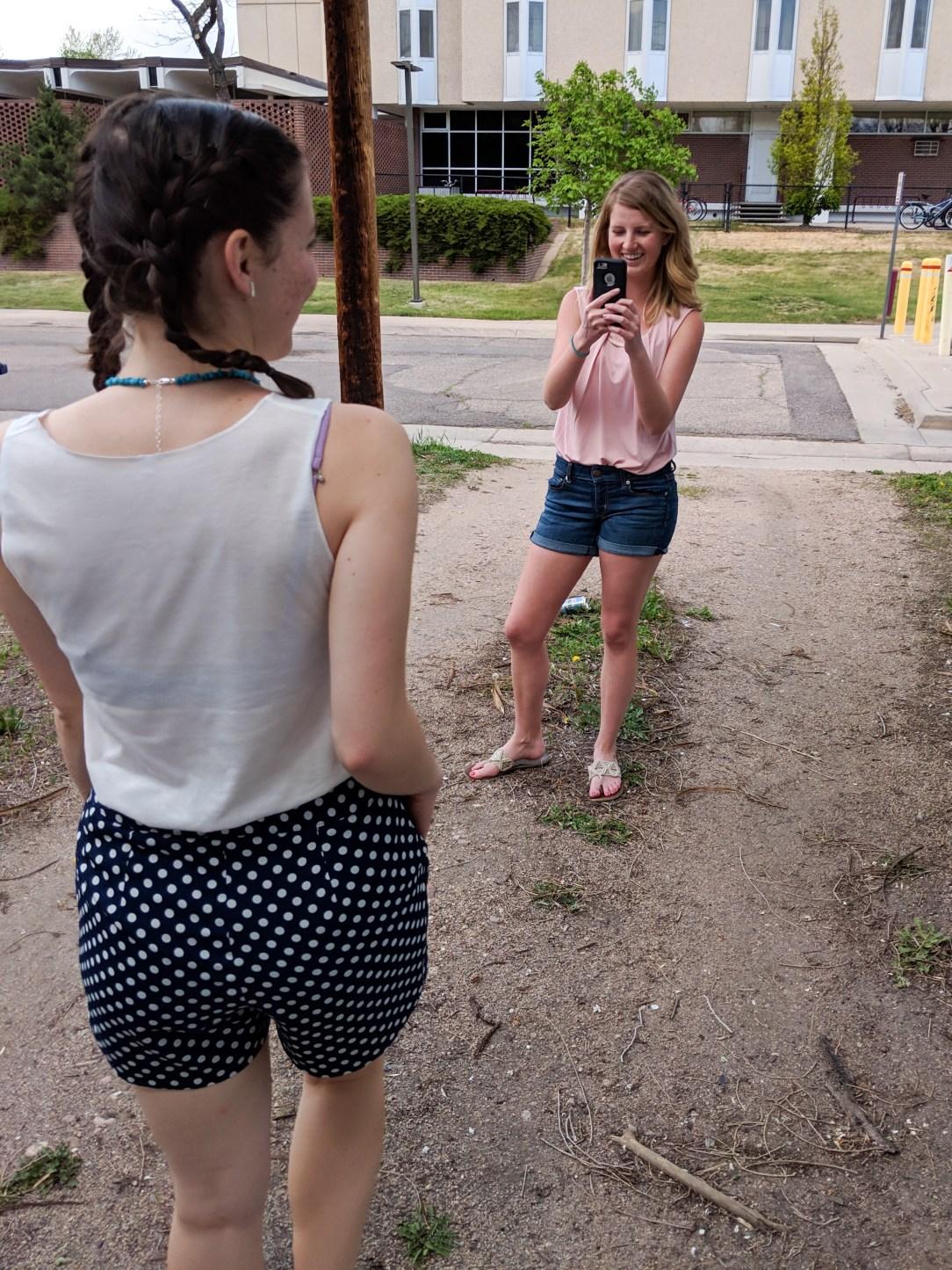 behind the scenes, fashion blogger, teen fashion blogger