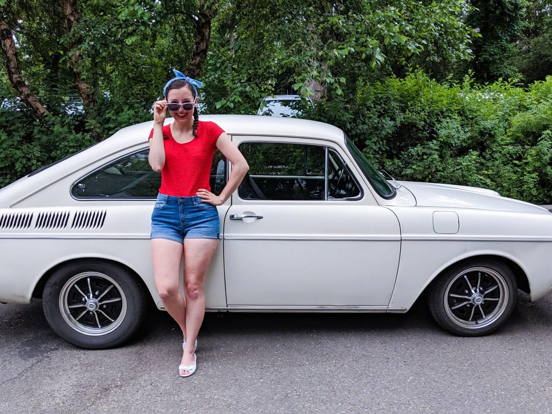 1970 Volkswagen Fastback