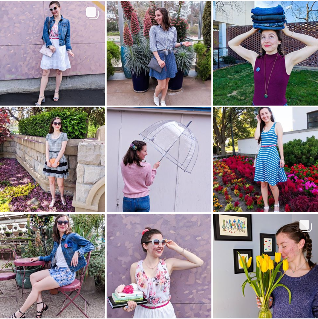 The Unattainable Goals of a Cohesive Instagram Feed