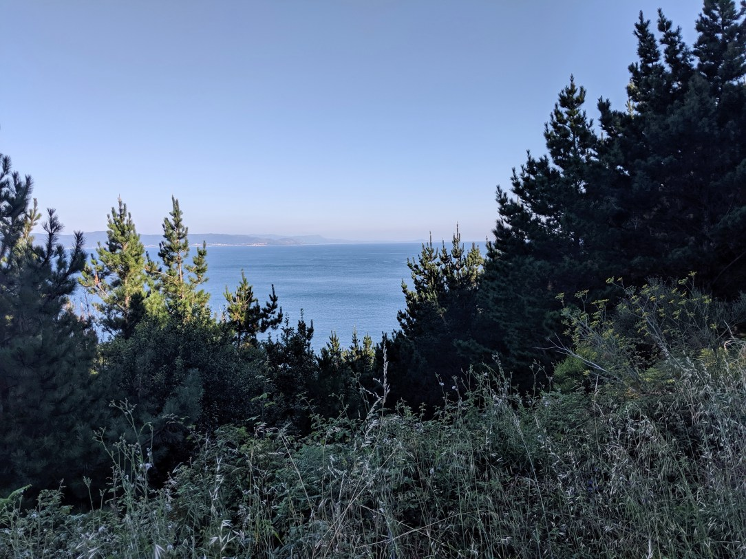 Finisterre, the end of the world, Spain, summer travels