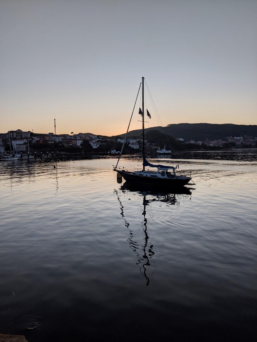 Spain, coastal town, Finisterre, el Camino, summer travels