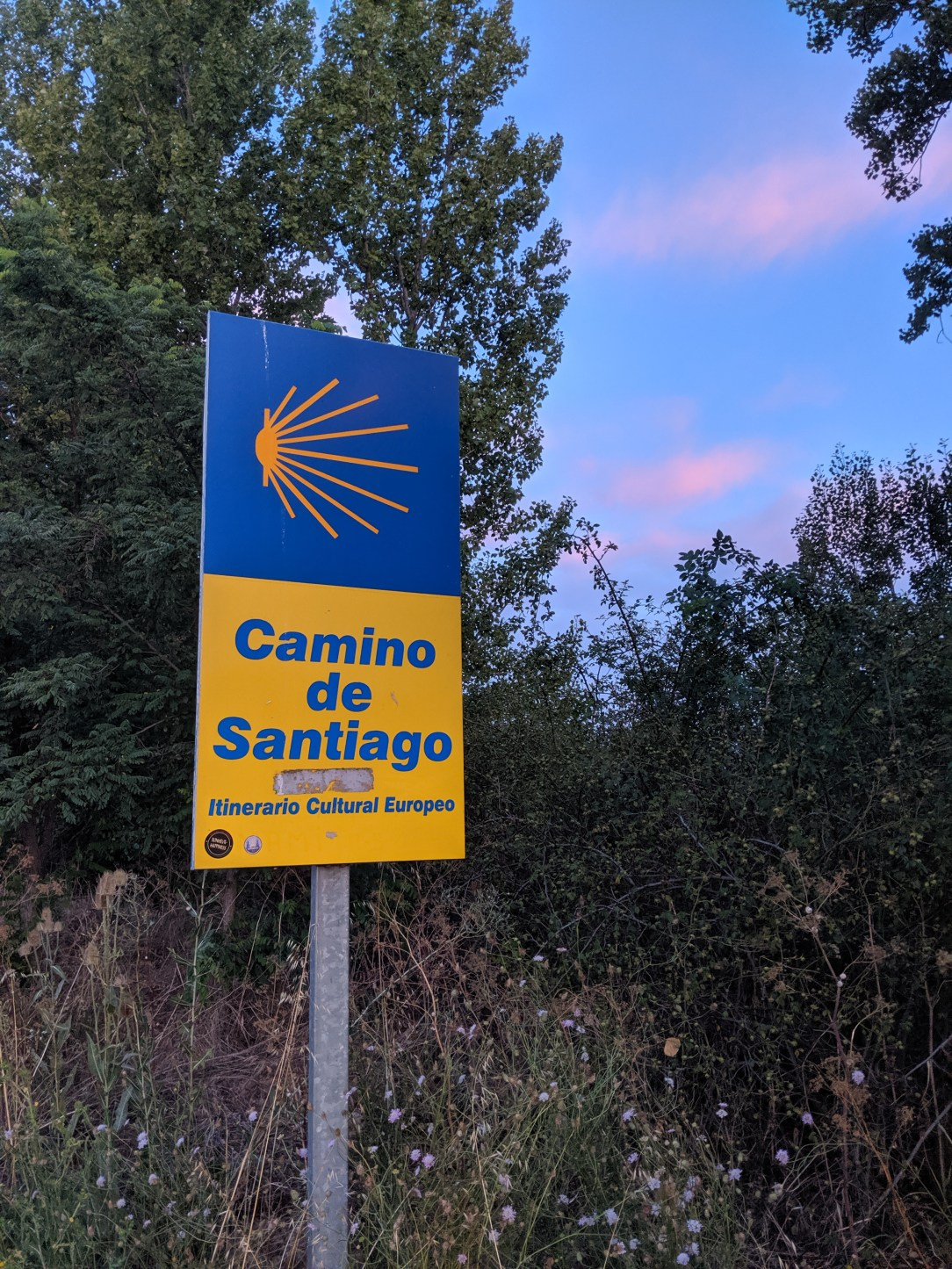 El Camino de Santiago, the Way of St. James