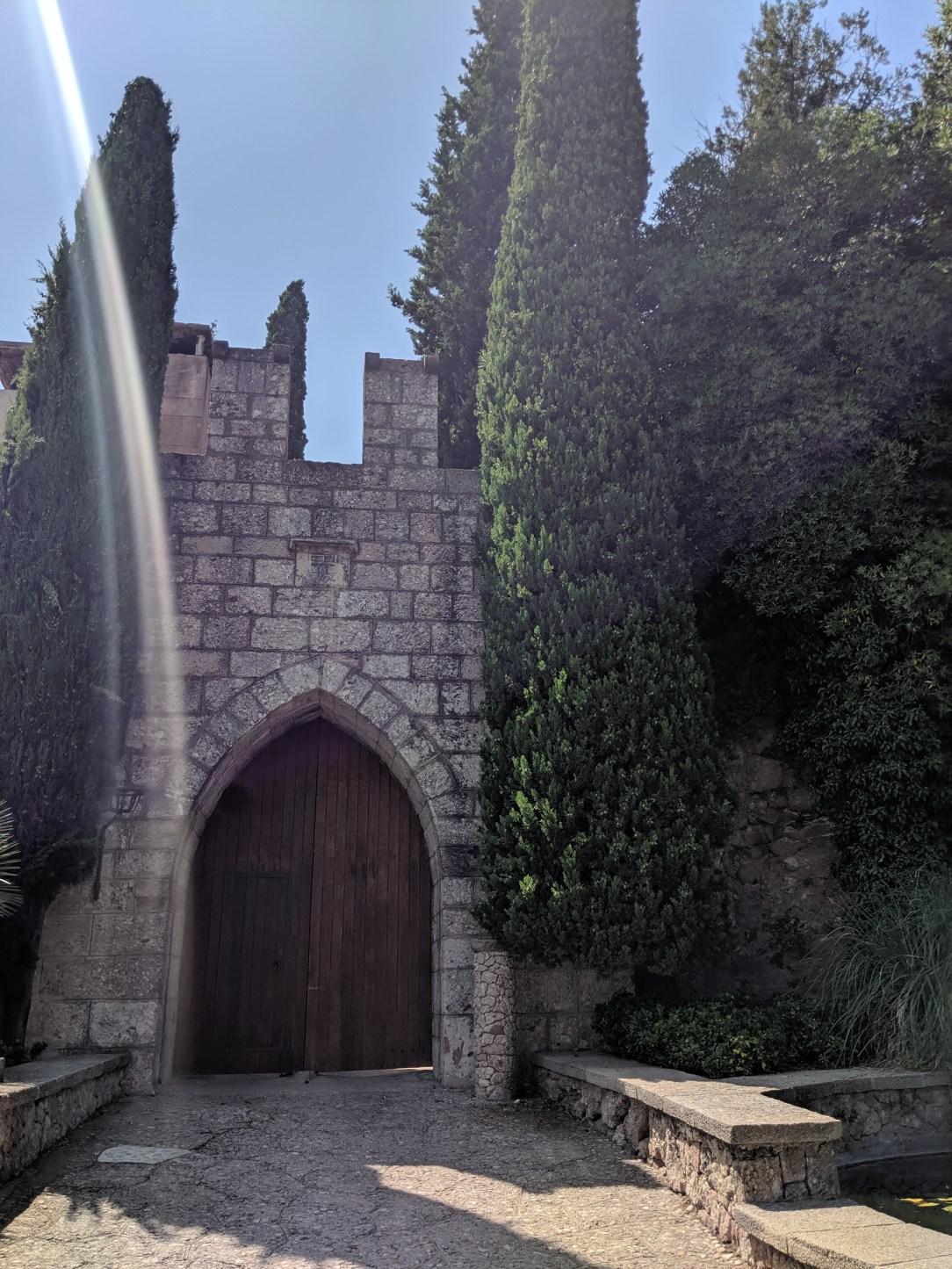 Montserrat, Spain, Catalonia, monastery
