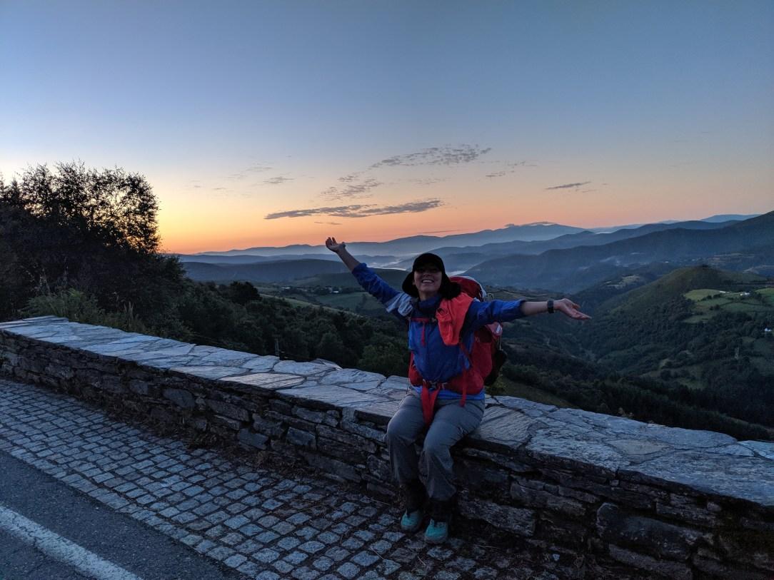 Galicia, Spain, Spanish countryside, Camino de Santiago