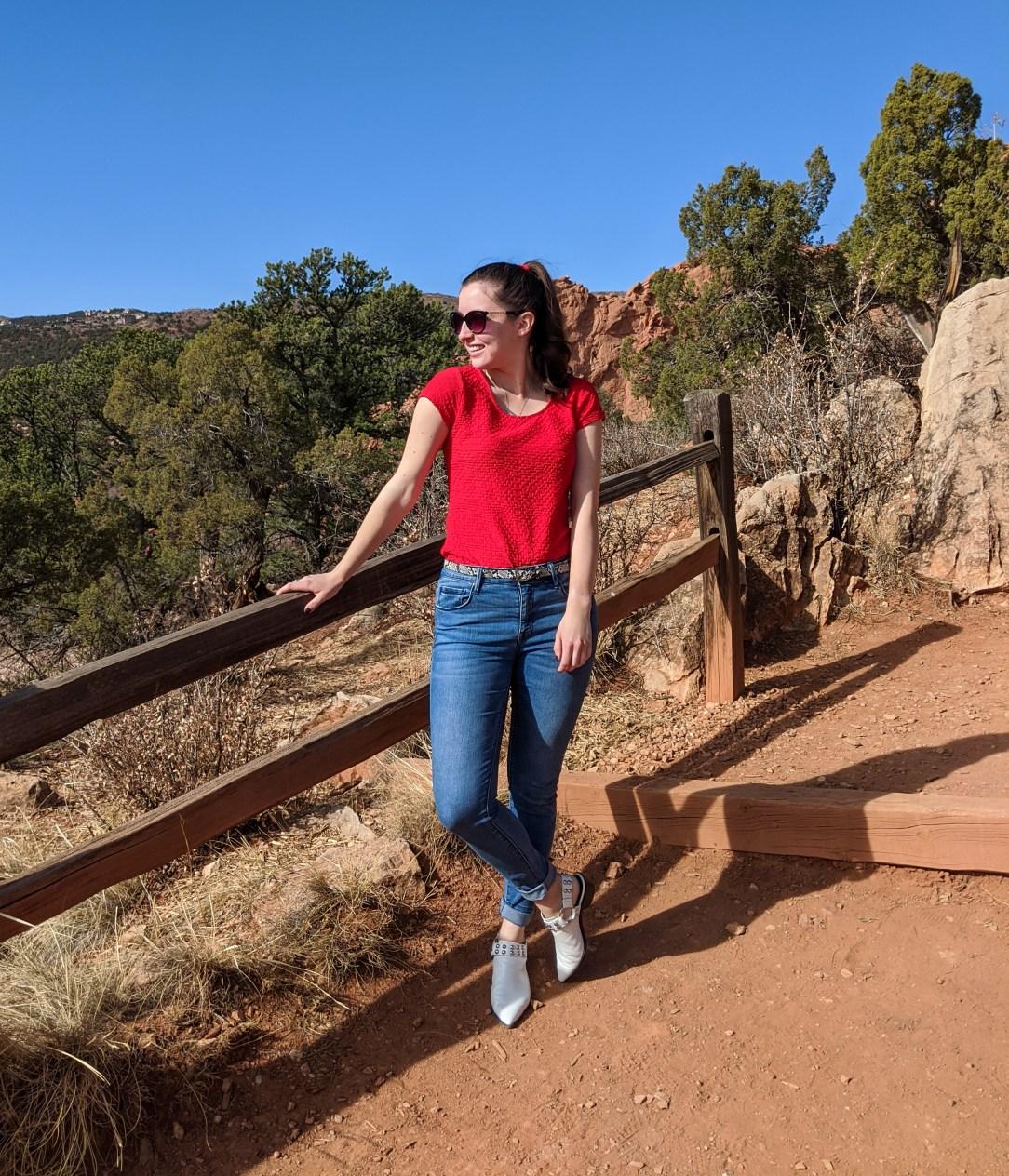Garden of the Gods, Denver blogger, Instagram blogger