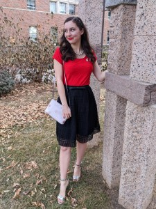 holiday fashion, Valentine's Day fashion