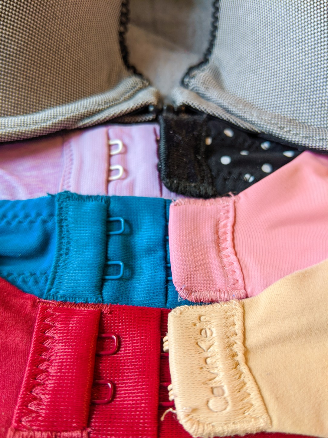 bra clasps, bra shopping, front clip bras