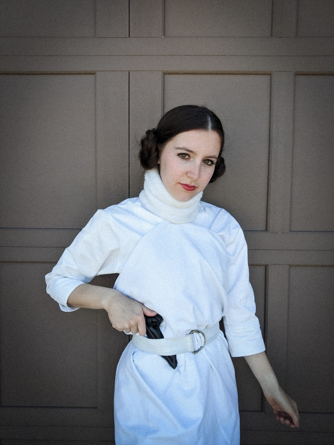 Princess Leia, Carrie Fisher, Princess Leia costume