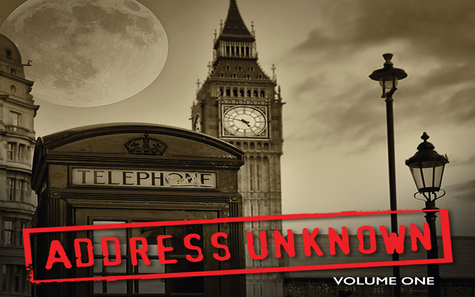 ADDRESS UNKNOWN VOL 2