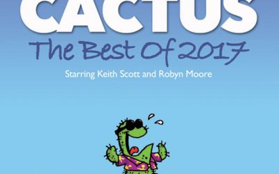 Cactus:  The Best of 2017 – Now Available