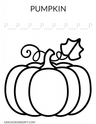 Make The Most Of Fall Preschool With These Simplistic
