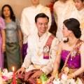 Cambodian wedding ceremony cambodian fusion wedding