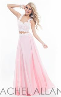 Long prom dresses 2015 with illusion lace bodice ...