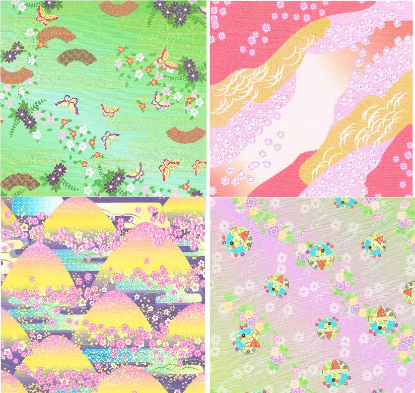 Japanese Crane Origami Birds Japanese Kimono Patterns