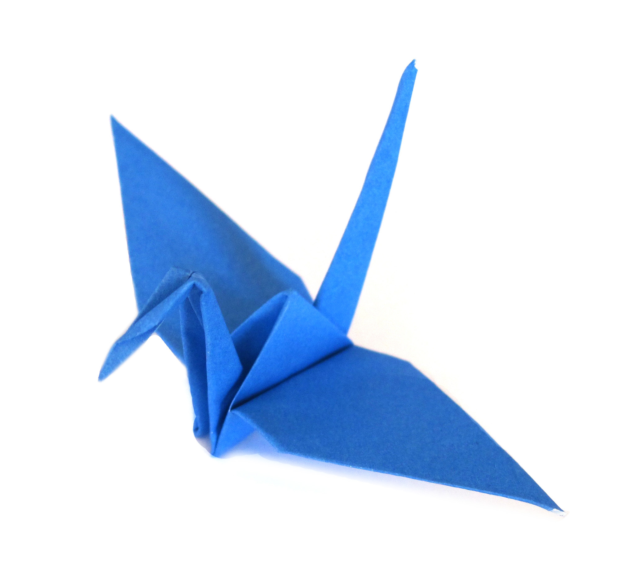 origami paper crane diagram dsl splitter wiring blue cranes  graceincrease custom art