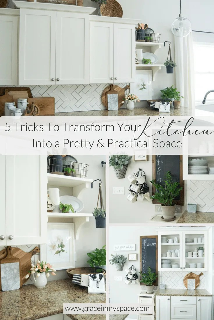 kitchen deco taps spring decor easy ways to beautify your for 5 tricks transform into a pretty and practical space
