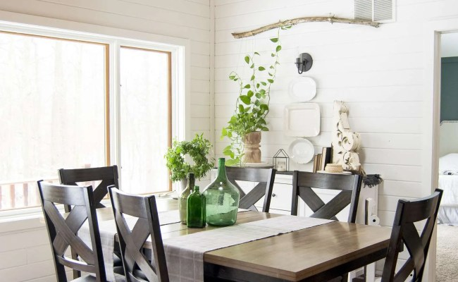 Winter To Spring Dining Room Decor Ideas Grace In My Space