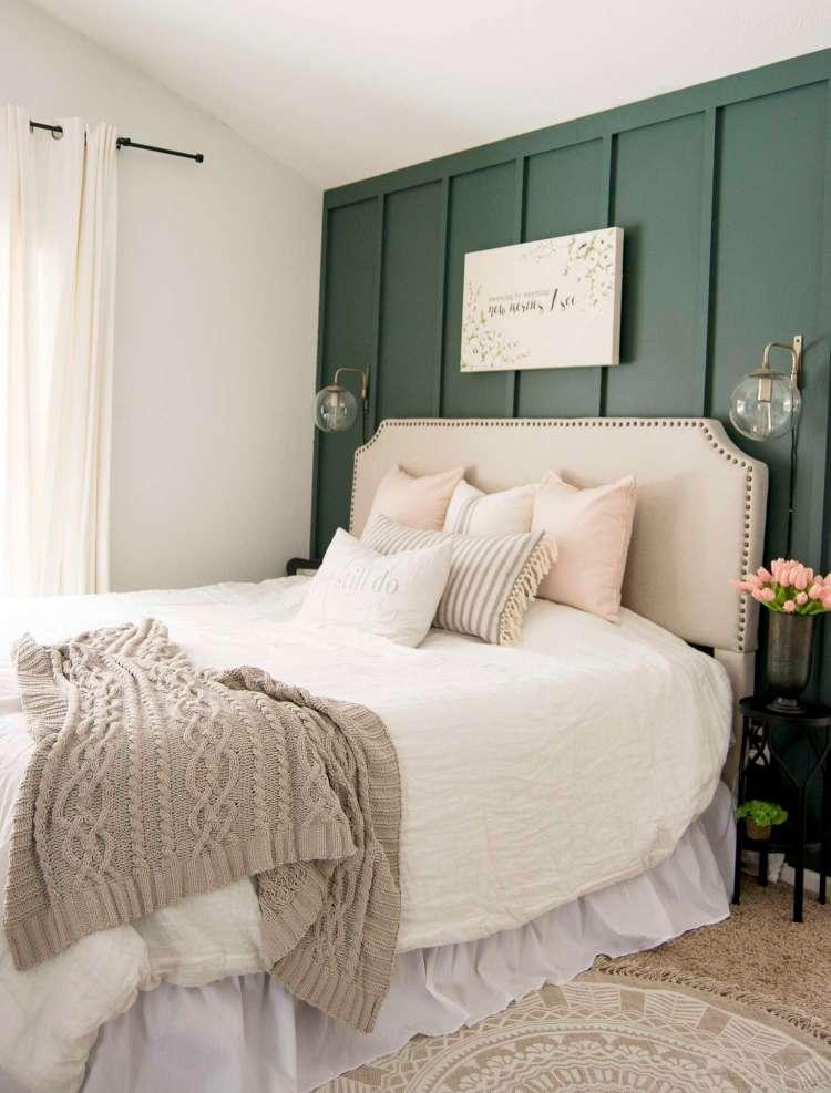Key Elements Of A Modern Farmhouse Bedroom Grace In My Space