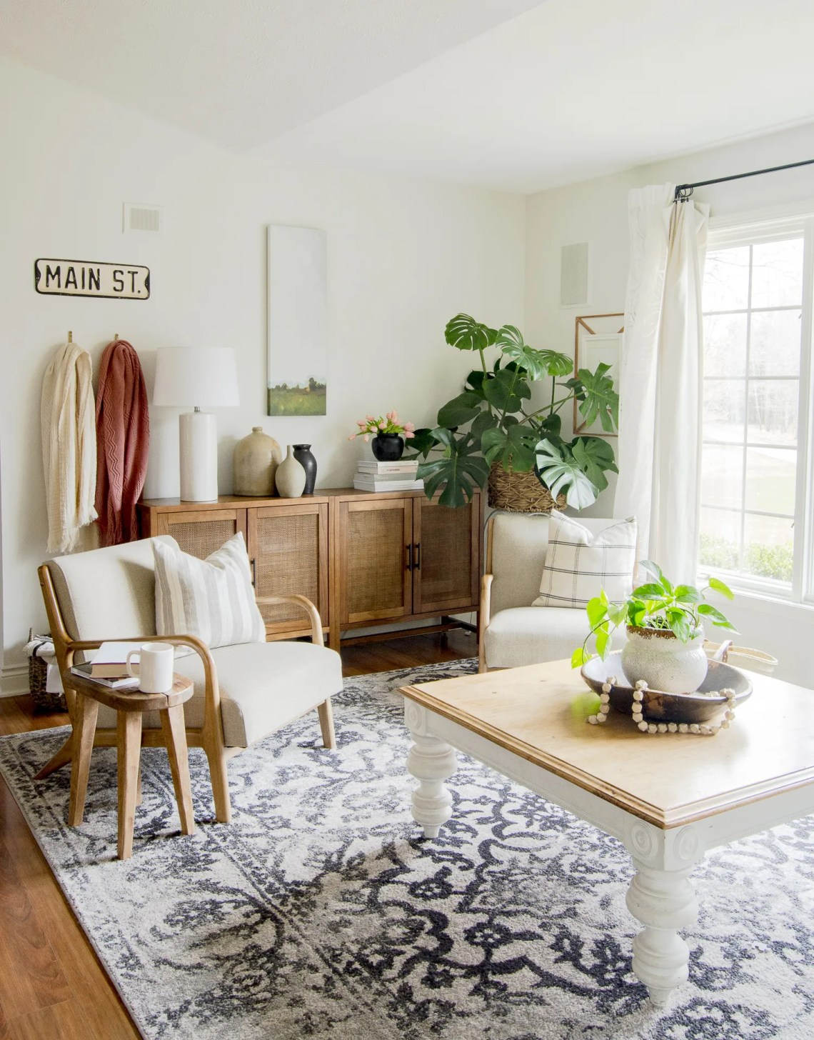 Living Room Storage Cabinet Get The Look For Less Grace In My Space