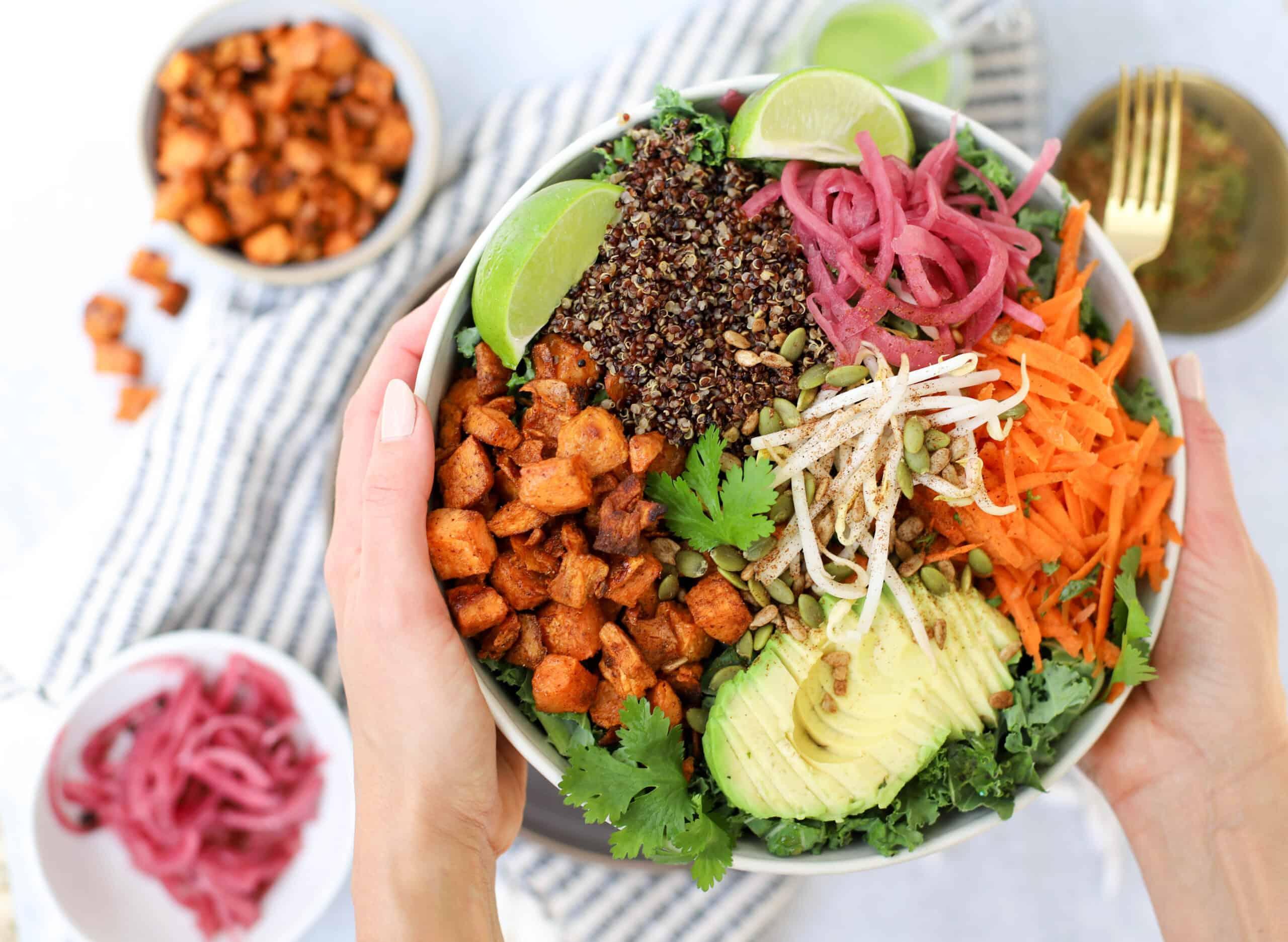 Copycat Sweetgreen's salad recipe