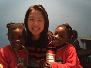 Anais, Jade, and me
