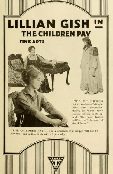 Trade paper ad