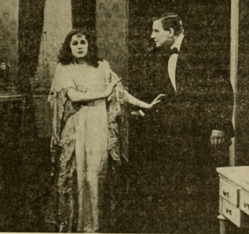 Anita Stewart and Charles Richman