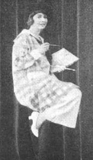 Rand wearing a Sassy Jane