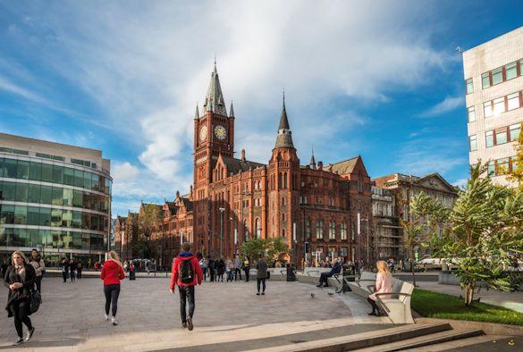University Liverpool Square