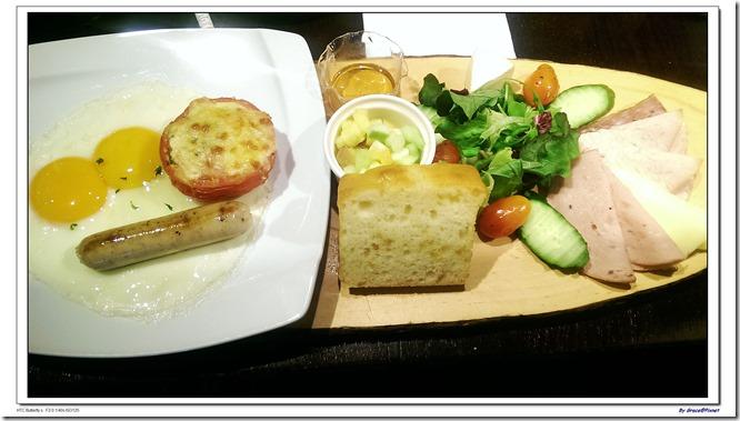 [食]臺北國父紀念館周邊 – 溫德德式烘焙餐館 大安店 豐盛的德式早午餐   ~Grace~ Eat & Travel