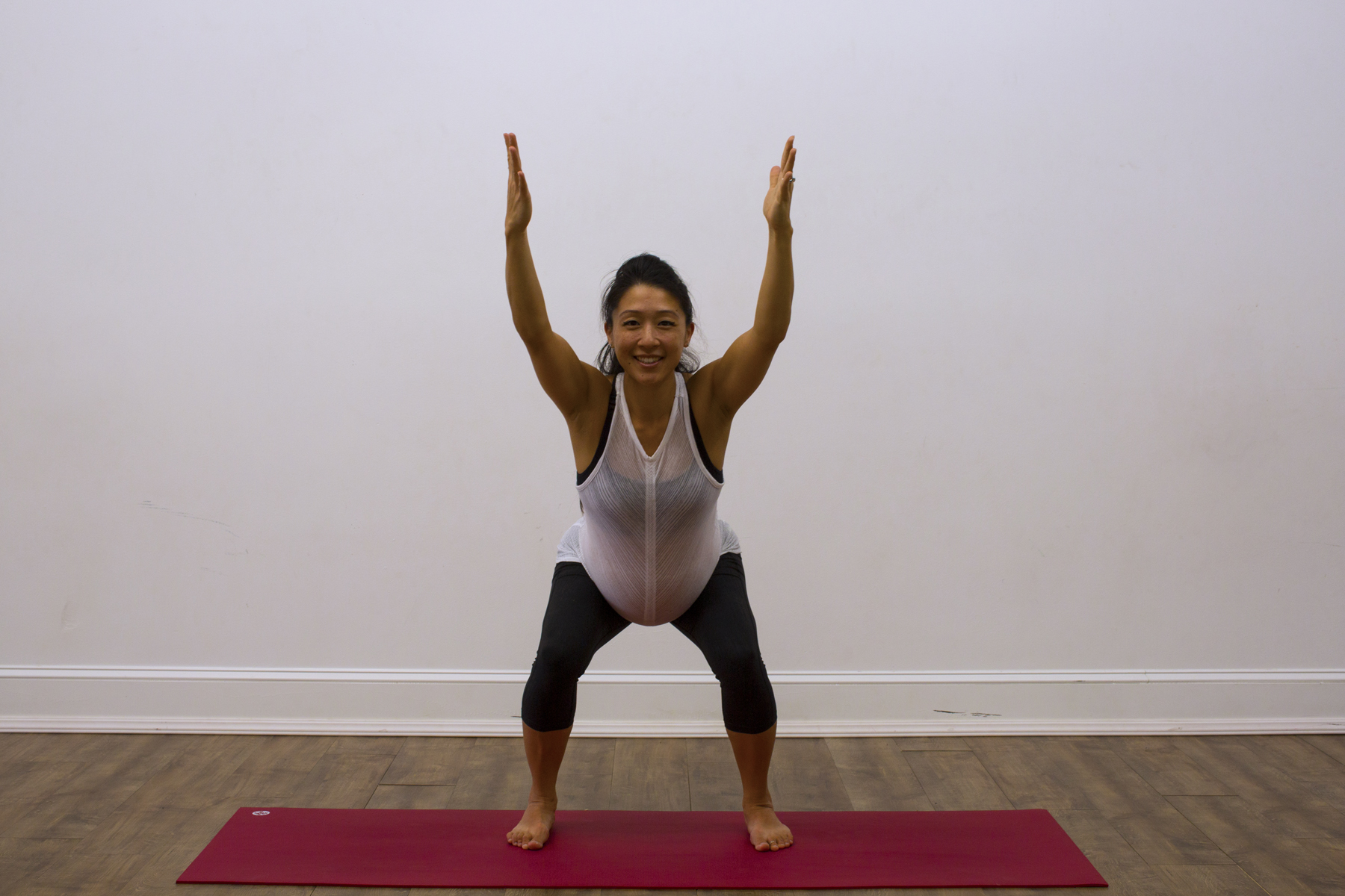 yoga chair pose pads target grace ling yu page 2