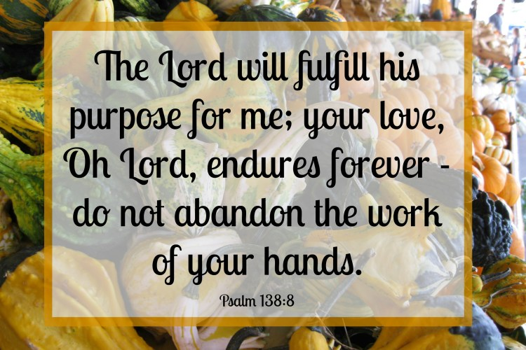 A Little Sunday Scripture