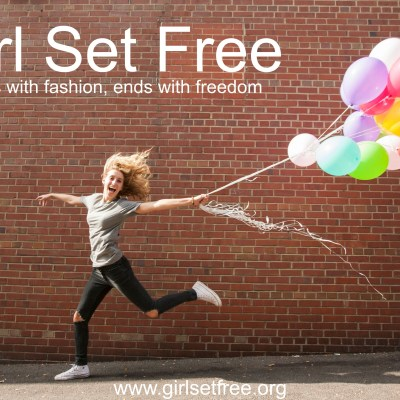 The Happiest Women in the World (Girl Set Free)