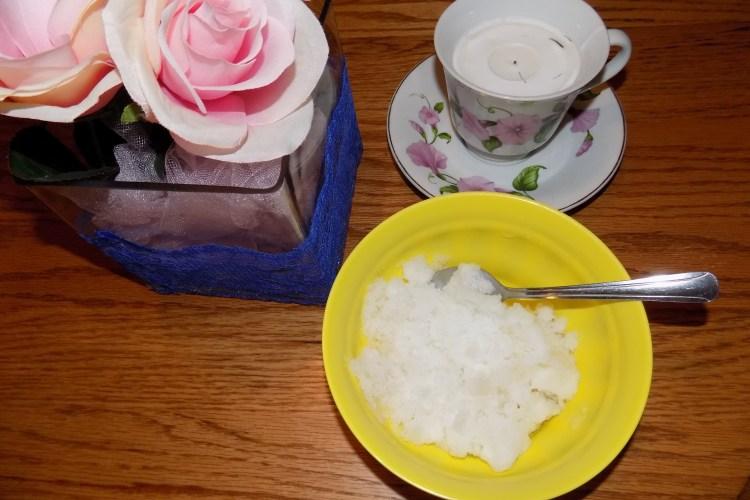 How to Make Snow Cream