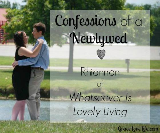 Confessions of a Newlywed: Rhiannon