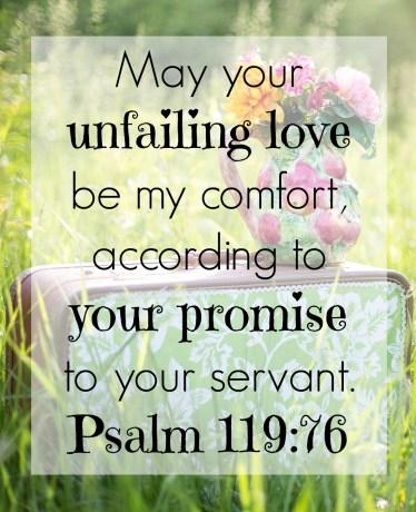 Psalm 119.76