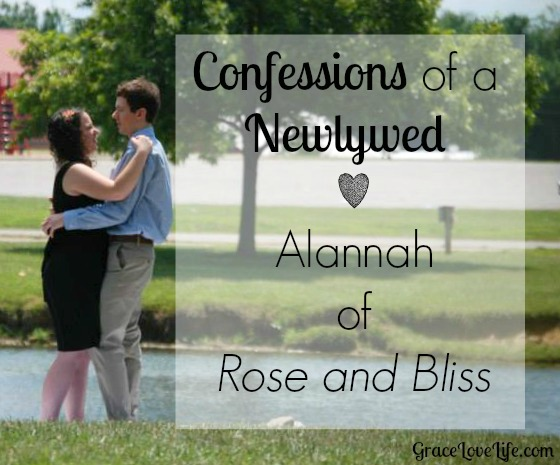 Confessions of a Newlywed: Alannah